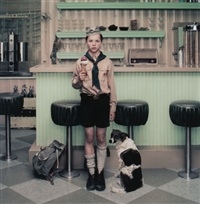 ice cream parlour by erwin olaf