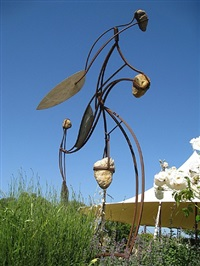 pterodactyl kinetic sculpture by john tyler