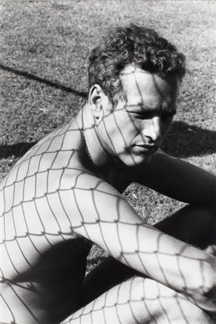 paul newman by dennis hopper