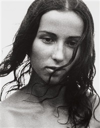portrait of a woman, fire island (family man) by paul himmel