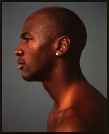 michael jordan new york by annie leibovitz