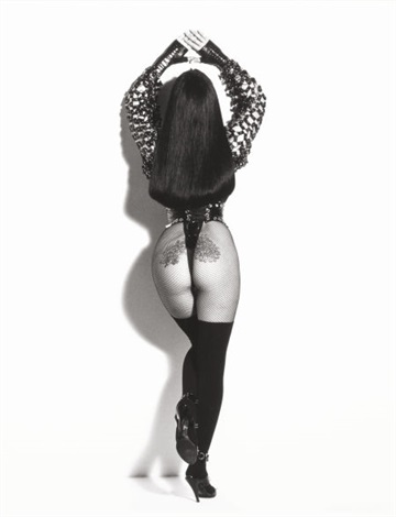 cher hollywood by herb ritts