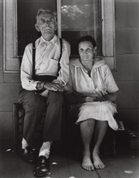 kelly and armelda (american gothic) by shelby lee adams