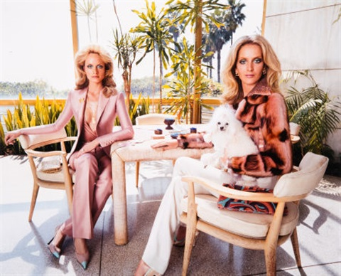 untitled from four days in la the versace pictures by steven meisel