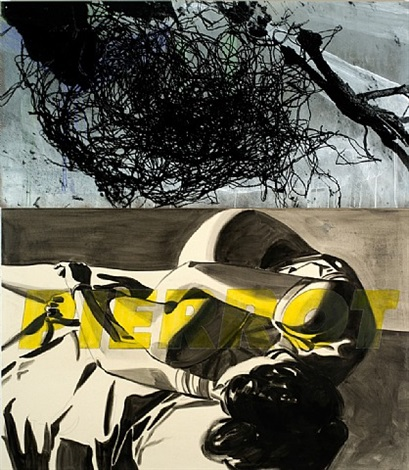 pierrot by david salle