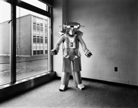 uranium robots, don wynn's perfect model airplanes, and academic art words (3 works) by leslie krims