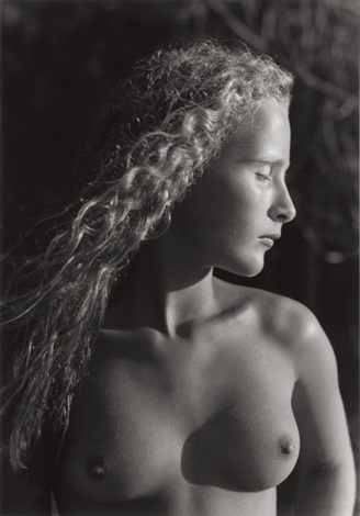 danielle montalivet france from standing on water by jock sturges