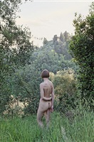 nudo fiorentino by elina brotherus