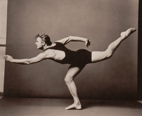 mikhail baryshnikov from the year of tibet portfolio by annie leibovitz