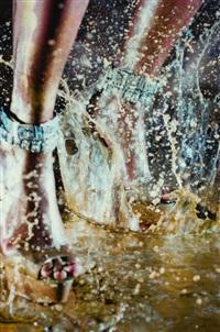 deluge by marilyn minter