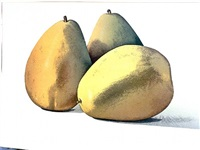 peras by gustavo valenzuela