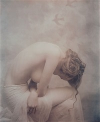 bird woman by joyce tenneson