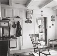 interior by walker evans