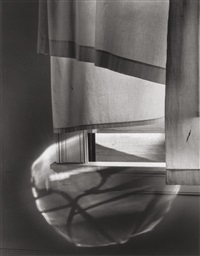 window sill day dreaming, rochester, new york by minor white