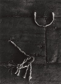 untitled (gloucester 28) by aaron siskind