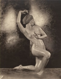 nude by nickolas muray