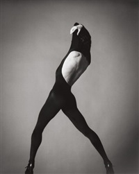 pascale faye no.1 by howard schatz