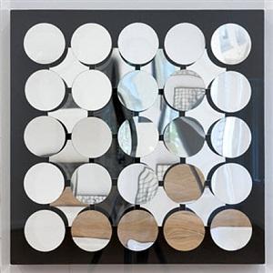 kinetisches hohlspiegelobjekt by adolf luther