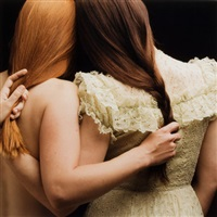 the crying game (nineteen photographs) by deborah paauwe