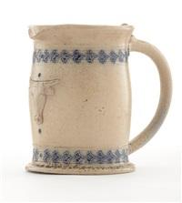 milk jug by joseph mendes da costa