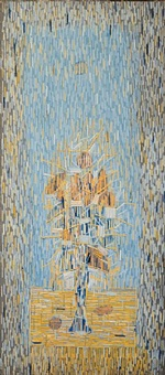 still life by lee mullican