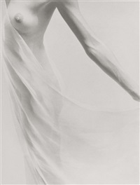 sally mann (ten photographs and poems) and female figure (11 works) by sally mann