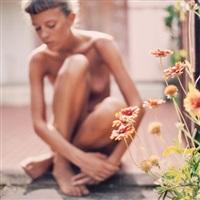 flower by mona kuhn