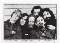 grateful dead, san rafael by annie leibovitz
