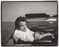 bruce springsteen, asbury park, new jersey by annie leibovitz