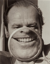 jack nicholson, los angeles by herb ritts