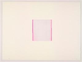 opera rose/titanium white by callum innes