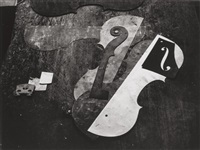 violin patterns by arnold newman