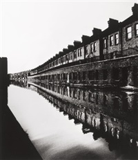 grand union canal, paddington by bill brandt