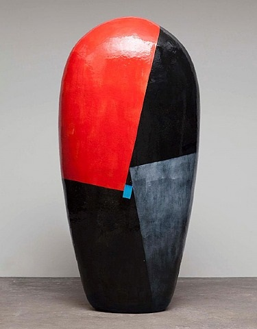 untitled, dango by jun kaneko