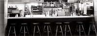 toledo (diner/bar stools) by michael a. smith