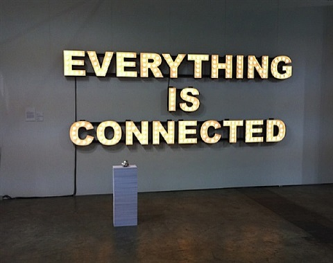 everything is connected by peter liversidge