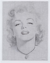 marilyn monroe by ma yanling