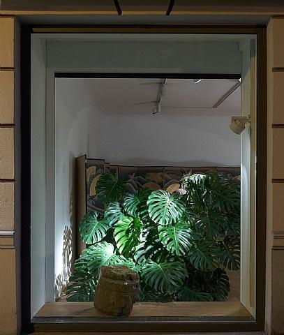 """derive"" - installationview galerie buchholz, berlin 2012 by cerith wyn evans"