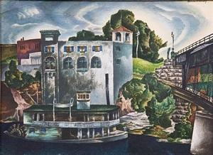 riverboat by william samuel schwartz