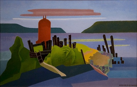from manitoulin or urban island (symphonic forms #67) by william samuel schwartz