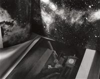 two books of astronomy by abelardo morell