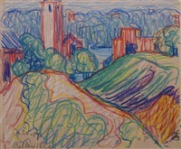 belleville by oscar florianus bluemner