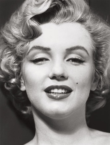 marilyn portfolio 10 works by philippe halsman