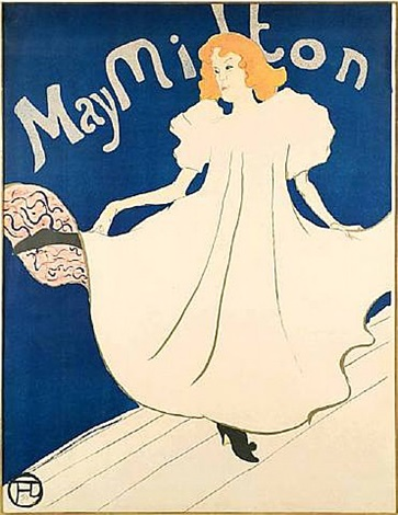 may milton by henri de toulouse-lautrec