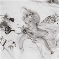 marilyn monroe #5 by cecil beaton