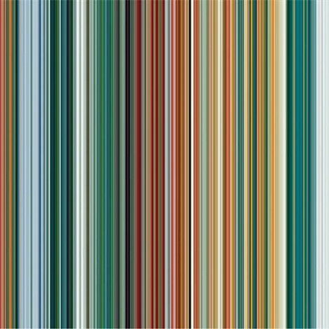 strip (922-1) by gerhard richter