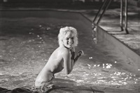 marilyn monroe (from marilyn 12) by lawrence schiller