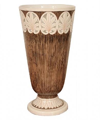 deruta vase by deruta
