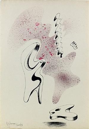 untitled, paris, february 1937 by charles joseph biederman