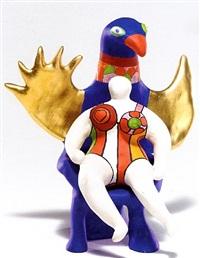 empress by niki de saint phalle